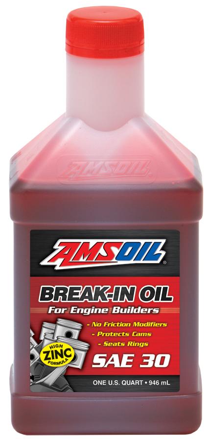 amsoil break in oil is an sae